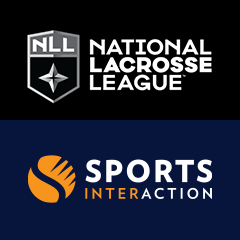 SportsInteraction and The National Lacrosse League logos